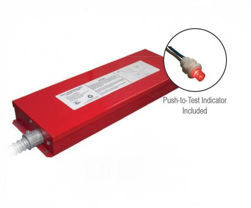 Versatile LED Emergency Backup Driver - UL Recognized for Factory Installation - 36W (IN) - 20W (OUT) - 120-277V (IN) - 180-320V (OUT)