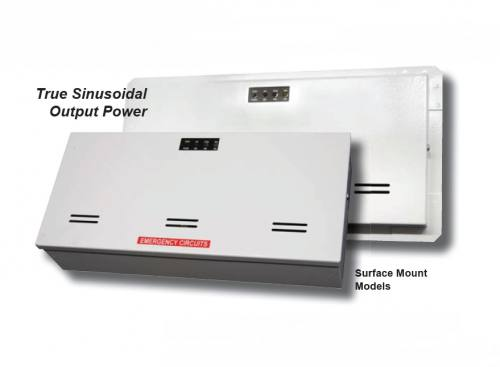Emergency MicroPower Inverters