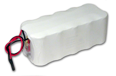 12 Volt Nickel Cadmium (Ni-Cd) Battery