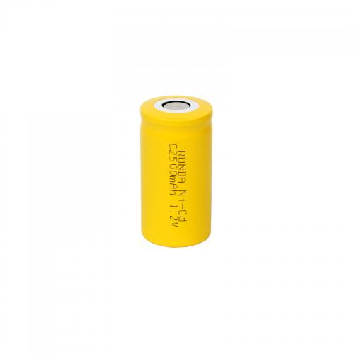 1.2 Volt Nickel Cadmium (Ni-Cd) Battery