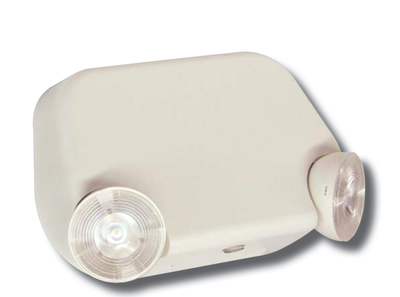 Low Profile Adjustable LED Emergency Light