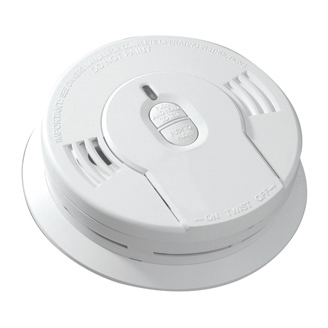 Kidde Sealed Lithium Battery Power Smoke Alarm