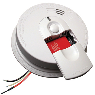 Kidde - Firex Hardwired Smoke Alarm
