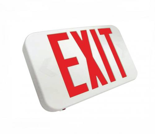 Compact LED Exit Sign