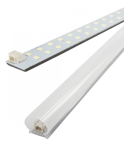 2FT Magnetic LED Strip Retrofit Kit - 20W & 25W - Up to 2,950 Lumens - DLC Approved - ETL Listed - 3K/35K - 120-277V