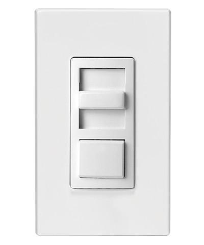 Leviton LED 0-10VDC Low-Voltage Slide Dimmer Switch