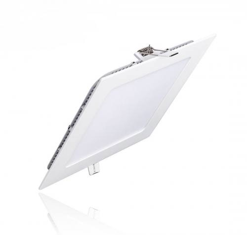 LED Flat Square Panels - 4 & 6 Inch