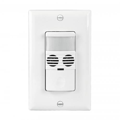 Commercial Grade In-Wall Occupancy/Vacancy Sensor