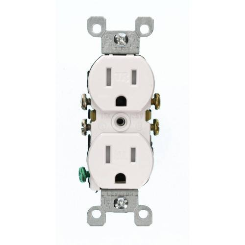 Receptacles - Wiring Devices - 15 Amp Usb Receptacle - Tamper