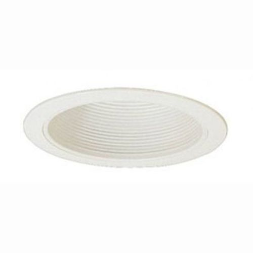 Recessed Trim - White Reflector 75W PAR30 - 6 Inch