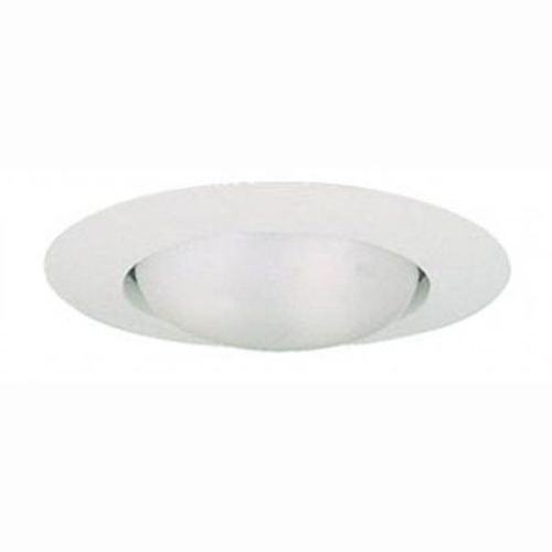Recessed Trim - White Open Trim -  6 Inch