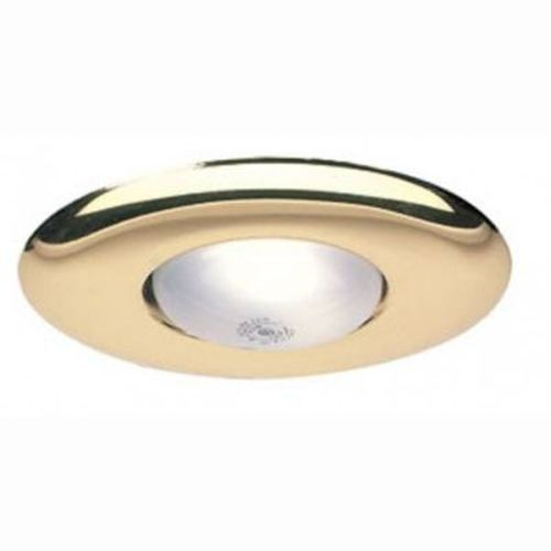 Recessed Trim - Open Trim Polished Brass 150WT - 6 Inch