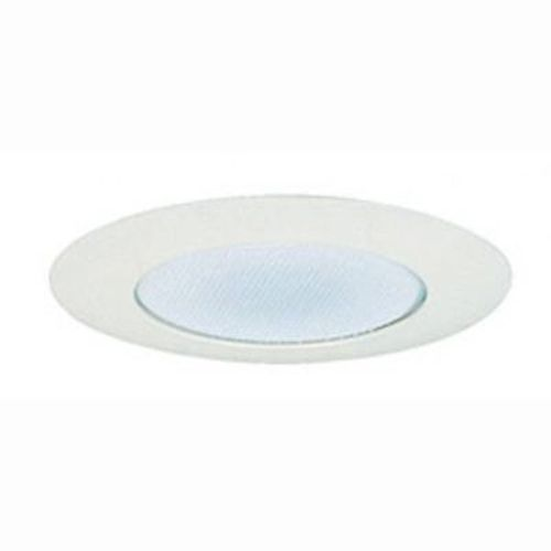 6 Inch Recessed Vertical Fluorescent Albalite Shower Trim 60W/A19