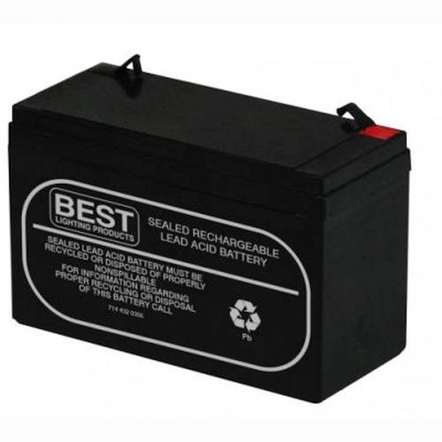 12.0 Volt 7 Ah, Sealed Lead-Acid Battery