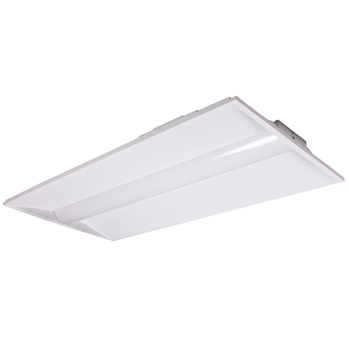 LED 2x4 Premium Center Basket - 40W - Up to 5,894 Lumens - DLC Premium - UL Listed - Dimmable - 3K/35K/4K/5K - 120-277V