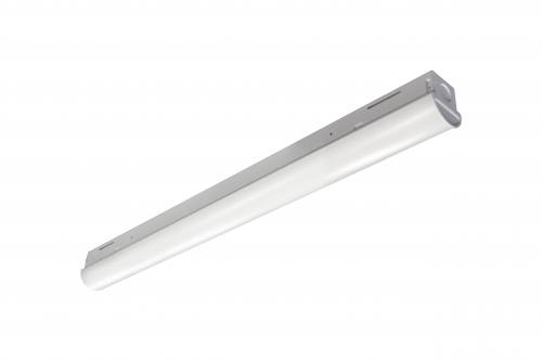 2 FT LED Covered Slim Strip Light - 20W - Up to 2,613 Lumens - cETLus Listed - Dimmable - 35K/4K/5K - 120-277V