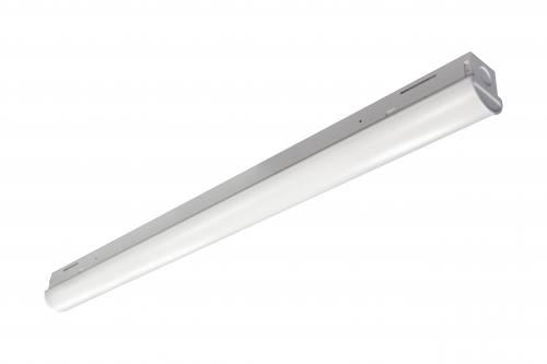 3 FT LED Covered Slim Strip Light - 25W - Up to 2,613 Lumens - cETLus Listed - Dimmable - 35K/4K/5K - 120-277V