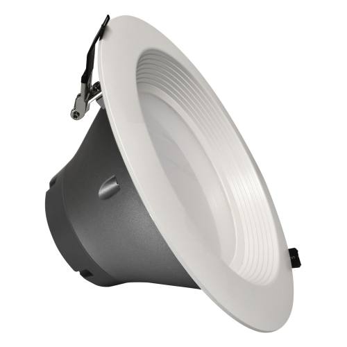 8 Inch LED Architectural Recessed Retrofit Trim - Able to wire direct to JBOX - 54W - 5,000 Lumens - Energy Star Rated - ETL Listed - Dimmable - 4K/5K - 120-277V