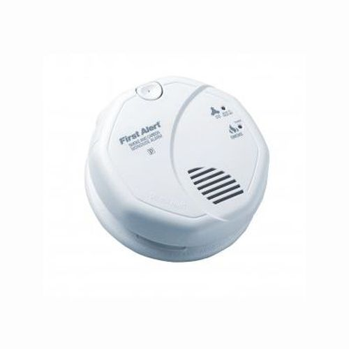 Photo Smoke/ CO Combo Alarm - 120V AC/DC
