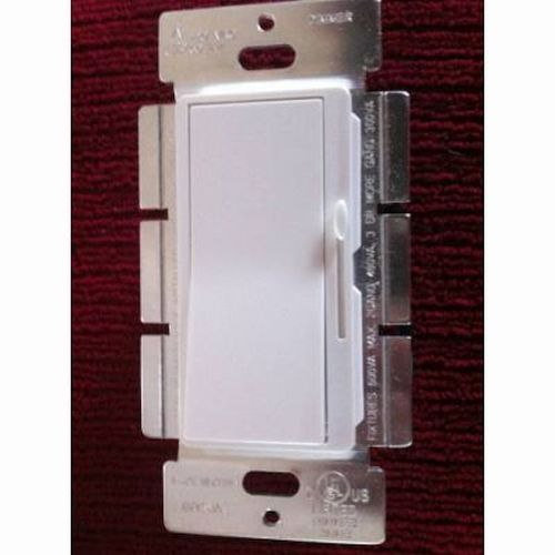 Decora Touch Dimmer - Mag LV Single Pole Lighted 500VA