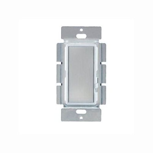 Decora Single Touch 600w Dimmer - Silver
