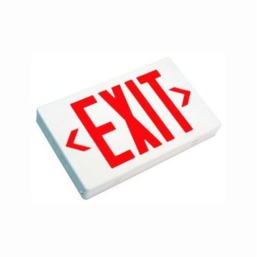LED Thermoplastic Exit Sign