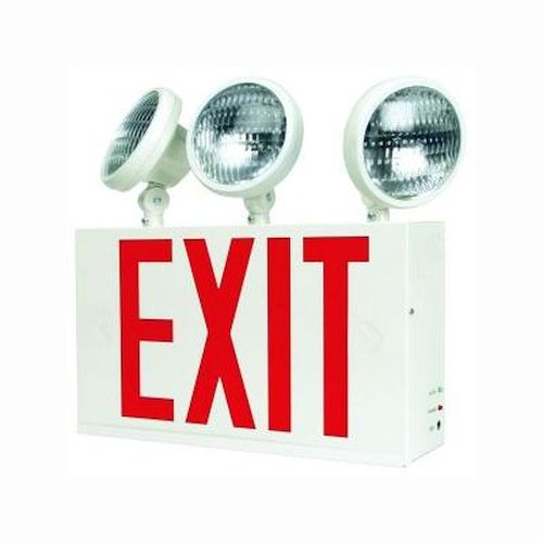 New York City Approved Exit Sign