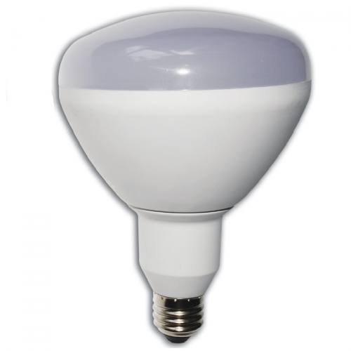 LEDBR40 Bulb - 15W - 1,100 Lumens - 110 Degree Beam Angle - Energy Star Rated - UL Listed - 27K/4K - 120V