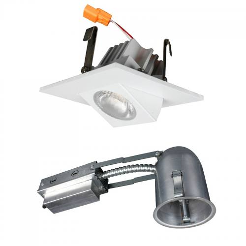 2 Inch LED Recessed Cans u0026 Trims  sc 1 st  Cost Less Lighting : types of recessed lighting cans - azcodes.com