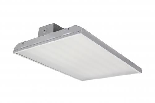 LED Full Body High Bay - 215W - Up to 30,356 Lumens - DLC Premium - UL Listed - Dimmable - 4K/5K - 120-277V - version 2