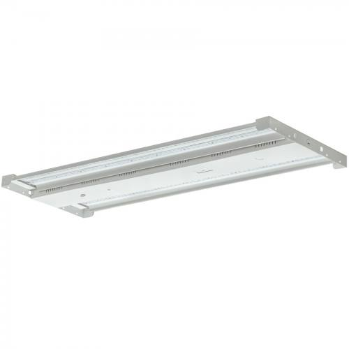 LED Low Profile High Bay - 160W - Up to 22,256 Lumens - DLC Premium - ETL Listed - Dimmable - 4K/5K - 120-277V