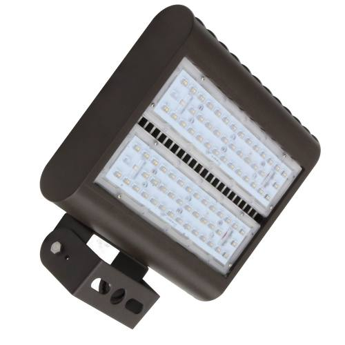 Multi-Purpose LED Area Light - 80W - Up to 10,342 Lumens - Multiple Mounting Options - Type 3 or 5 Light Distribution - DLC Standard - UL Listed - 3K/4K/5K - 120-277V