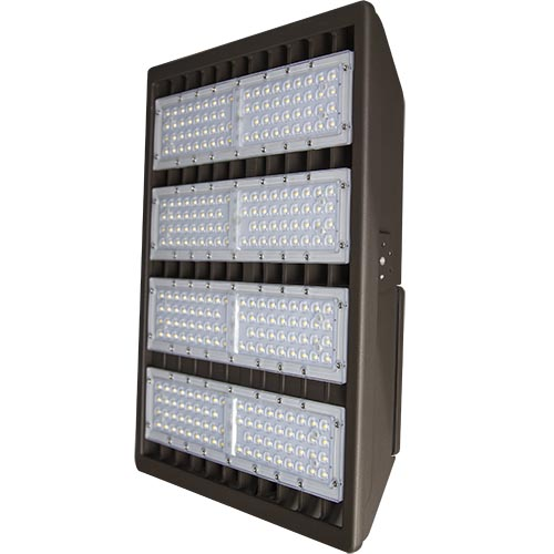 PREMIUM Multi-Purpose LED Area Light - 240W - Up to 27,944 Lumens - DLC Premium - UL Listed - 4K/5K - 120-277V