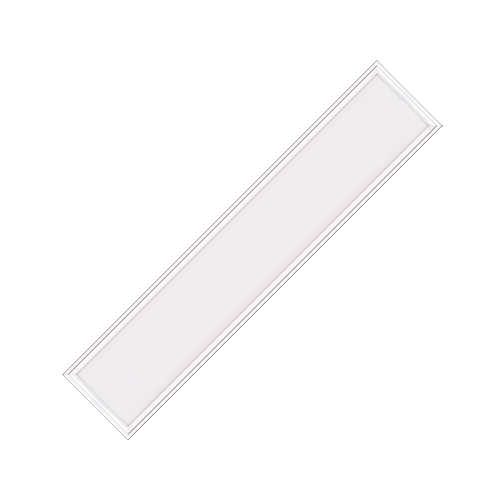 LED Flat Panel Light - 1x4 - 40W - Up to 4,600 Lumens - DLC Standard -  ETL/UL Listed - Dimmable - 3K/35K/4K/5K - 120-277V