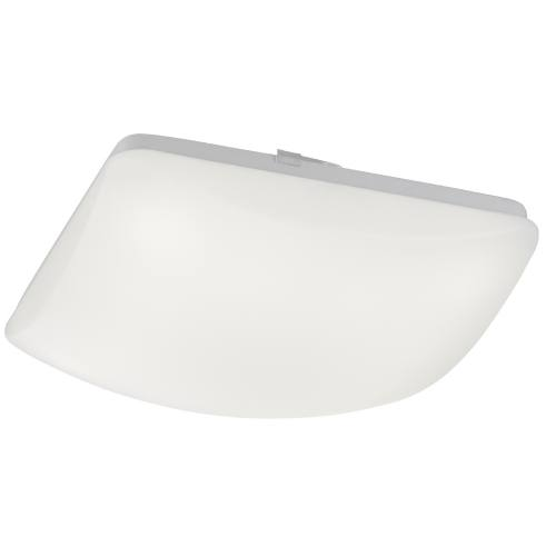 11 Inch LED Square Ceiling Luminaire - 15W - 1,087 Lumens - UL Listed - 27K/4K - 120V