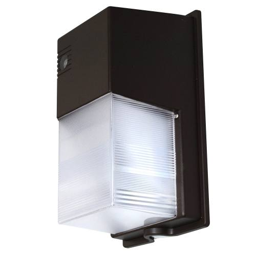 LED Wall Pack with Photo Cell - 20W - 1,031 Lumens - UL Listed - 4K/5K - 120-277V