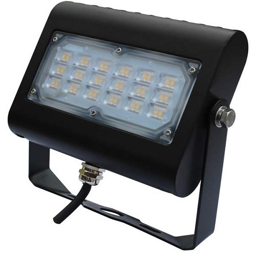 30 Watt Multi-Purpose LED Flood & Area Light DLC