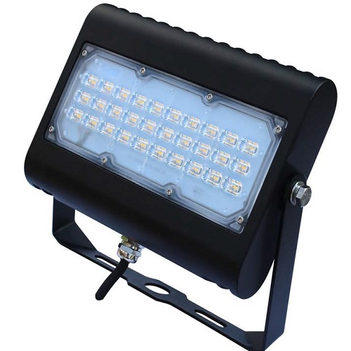 50 Watt Multi-Purpose LED Flood & Area Light DLC