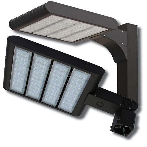 LED FLOOD & AREA LIGHTS