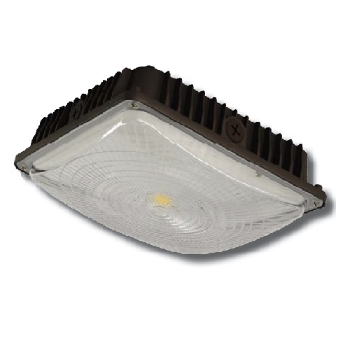 Ultra-Thin LED Canopy Light - Parking Garage Light DLC