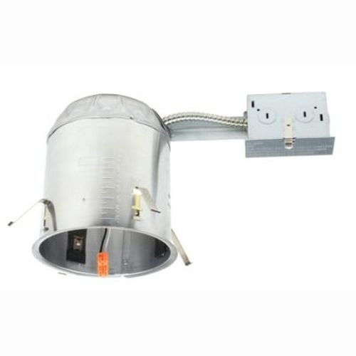 6 Inch Dedicated LED Remodel IC Rated Can