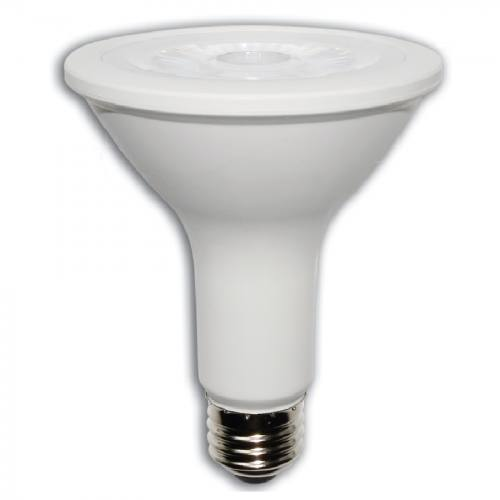 LEDPAR30 Bulb - 9W - 750 Lumens - 25 Degree Beam Angle - Energy Star Rated - UL Listed - 3K/5K - 120V