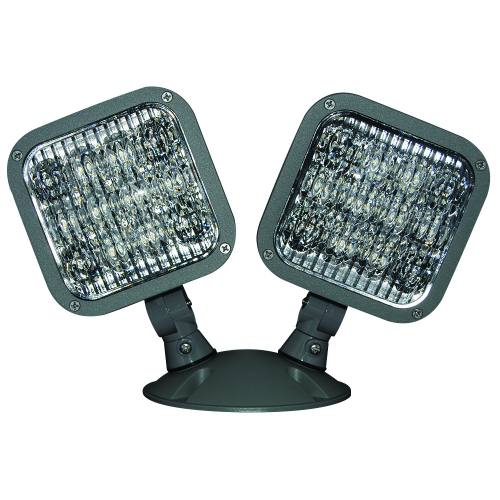 LED Outdoor Remote Heads - 1 or 2 Head