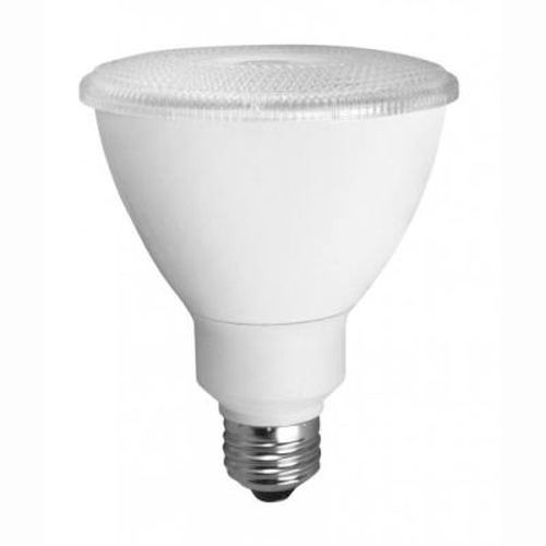 10 Watt Non-Dimmable Smooth PAR30 Short Neck - 2700K - 40 Degree