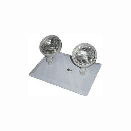 Recessed Twin Head Emergency Lig
