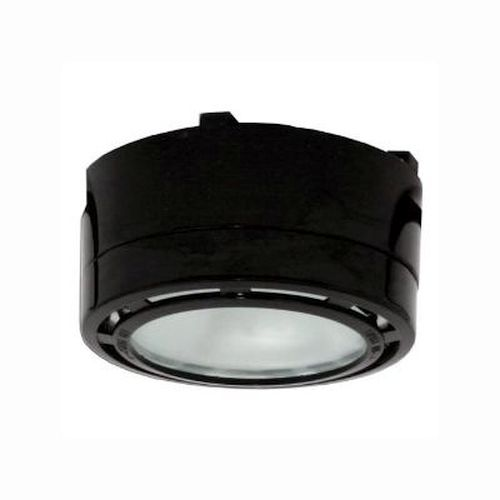 xenon under cabinet puck light black dimmable cabinet xenon lighting
